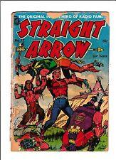 "Straight Arrow No.17  : 1951 :   : ""Apache Raiders"" :"