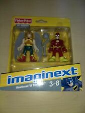 Fisher Price Imaginext DC Super Friends - Hawkman & The Flash - New/Sealed