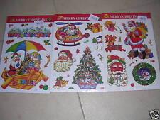 Markenlose weihnachtliche Fensterbilder & Aufkleber