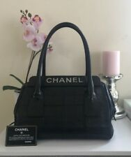 **AUTHENTIC** CHANEL LAX East/West Tote Bag
