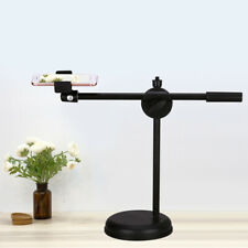 Cell Mobile Phone Tripod Holder Stand For Live Streaming High Angle Shooting