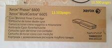 Xerox Phaser 6600N/V/DN WorkCentre 6605N 106R02229 Cyan Toner Cartridge 11.500