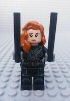 LEGO MARVEL AVENGERS BLACK WIDOW MINIFIGURE FROM SET 40418 BRAND NEW
