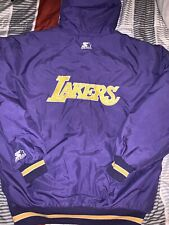 Vintage Los Angeles Lakers Starter Jacket Kobe Bryant Chalkline NBA