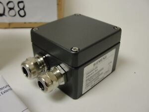 New Siemens Extension box for load cell, 7MH4710-2AA