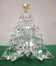 CHRISTMAS TREE SHINING STAR HOLIDAY CRYSTAL 2012 SWAROVSKI #1139998