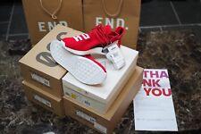 Adidas Pharrell Williams NMD Human Race RED UK 11 US 11.5 46