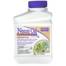 Bonide Neem Oil Fungicide Miticide Insecticide Concentrate 16 fl. oz