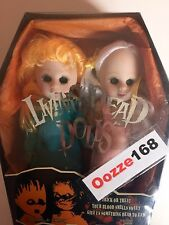 Living Dead Dolls Hemlock and Honey Trick and Treat LDD Mezco Sealed in Coffin