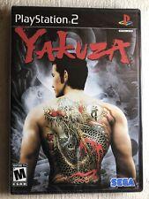 Yakuza (USA Sony PlayStation 2, PS2) New/Sealed & Mint