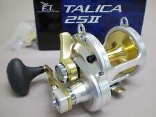 Shimano Talica 25II de agua salada Carrete de pesca 2 Velocidad Palanca De Arrastre Modelo TAC-25II