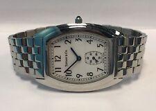 Tiffany & Co Tonneau Stainless Steel Women's Watch in Case & Box