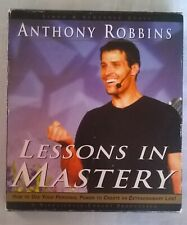Anthony Robbins - LESSONS IN MASTERY - 6 CD 🌷TOP🌷The Life You Deserve Can Be..