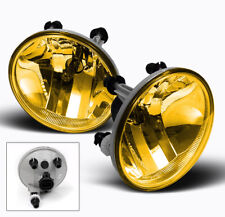 TAHOE SUBURBAN AVALANCE LS GMC YUKON ESCAPE CAMARO YELLOW DRIVING FOG LIGHTS KIT