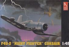 "F4U-2 ""Night Fighter"" Corsair HC1520 HobbyCraft 1:48 US Marines 2. WK Modellbau"