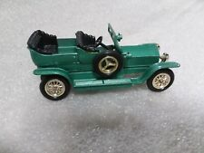 Franklin Mint 1907 Rolls Royce Silver Ghost Diecast Toy Car  No. 6101