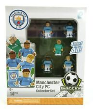 OYO Sports Manchester City FC Collector Set Figure Pack | Collect Them all!