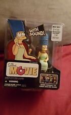 The Simpsons Movie Mayhem Marge figure by McFarlane Toys