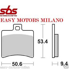 COPIA PASTIGLIE SBS 152HF MALAGUTI 200 Madison S 2002>2005 Phantom Max 2004>2006