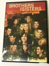 BROTHERS AND SISTERS SEASON 3 DVD 2009 Widescreen 6 DISC SET