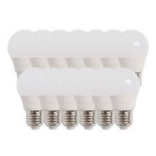 40 Watt Equivalent SlimStyle A19 E26 LED Light Bulb Soft White 2700K 12 Pack 40W