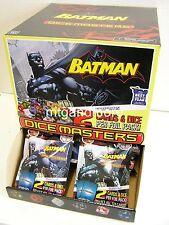 DC Dice Masters - Batman Gravity Feed Display + Promo Karte