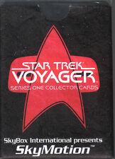 STAR TREK VOYAGER SEASON 1 SKYMOTION CARD