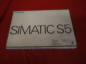 SIEMENS 6ES5 306-7LA11 *NEW* SIMATIC S5 INTERFACE MODULE (18E3)