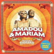 Amadou & Mariam - Dimanche a Bamako (Aug-2005, Nonesuch (USA) NEW CD