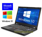 Lenovo Laptop T420s Intel Core I5 2.5ghz 128gb Ssd Hd Webcam Windows 10 Win Wifi
