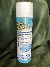 LOT OF 6 ZEP FOAMING WALL CLEANER NET WT.:510G (1LB 2 OZ)