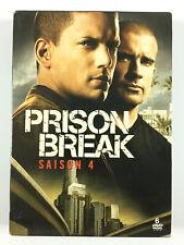 Prison Break Saison 4 Coffret DVD