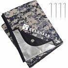 Bearhard 3.0 Heavy Duty Emergency Blanket, Tarp, 5 x 7ft, Camo