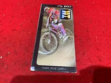 NOS VINTAGE 1996 BMX HARO AUTHORIZED DEALER PRODUCT CATALOG BMX FREESTYLE RACING