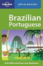 Brazilian Portuguese: Lonely Planet Phrasebook