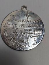 - The Hawaiian Islands Sterling Silver Bracelet Charm