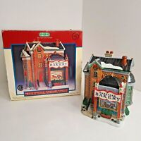 Lemax Village Collection 1999 Porcelain Lighted House Dansford Bakery #95391 w/