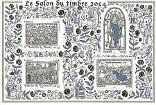 SALON DU TIMBRE 2014 - NEUF **