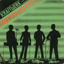 "Kraftwerk 12"" vinyl single record (Maxi) Neon Lights - Luminous - EX UK"