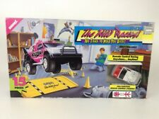 Vintage 90's Buddy L The Wild Racers Remote Control Uses No Track 15 Pc SEALED