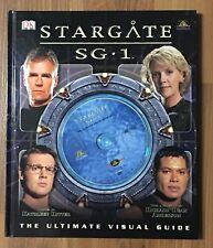 Stargate Sg-1: Ultimate Visual Guide By Kathleen Ritter & Dk Publishing New