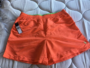 New Men's Polo Ralph Lauren 5.75-in Hawaiian SHORTS Beach Melon XL/XXL