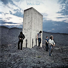 THE WHO WHO'S NEXT UNIVERSAL RECORDS VINYLE NEUF NEW VINYL REMASTERED 180 gr