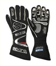 Sparco Arrow RG-7 Race Gloves (Colour: Black, Size: X-Large)