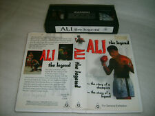 *ALI THE LEGEND* The Story of a Champion