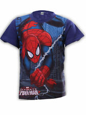 T-shirts, débardeurs et chemises bleu manches courtes en 8 ans pour garçon de 2 à 16 ans