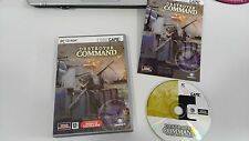 DESTROYER COMMAND WWII NAVAL COMBAT JUEGO PARA PC CD-ROM EN ESPAÑOL CODE GAMES