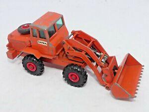 Matchbox Lesney Hatra Tractor Shovel King Size K-3 made in England