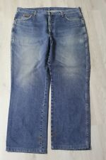H2559 Wrangler Idaho Jeans W40 Blau Gut