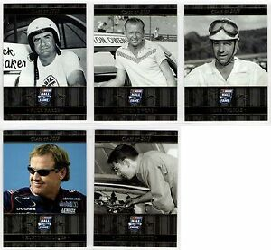 2013 Press Pass Ignite NASCAR Hall of Fame Insert Set or Single You Pick